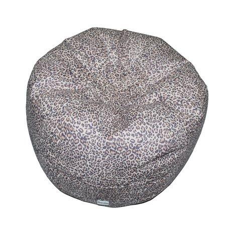 fauteuil poire rond en simili su de pour adolescents de. Black Bedroom Furniture Sets. Home Design Ideas