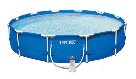 Intex 12 39 x 30 39 39 metal frame pool - Intex 12x30 metal frame pool ...