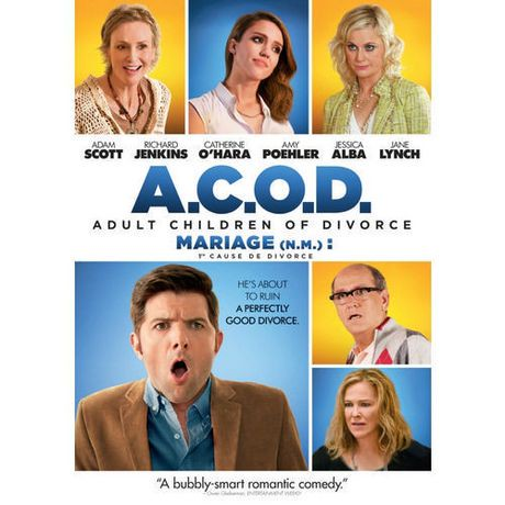 Adult children of divorce dating