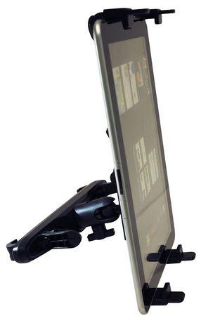 Support de tablette pour si ge d 39 auto d 39 exian noir - Tablette pour siege auto ...