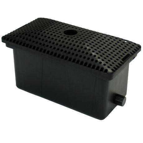 Pond filter box 600 for Large pond filter box