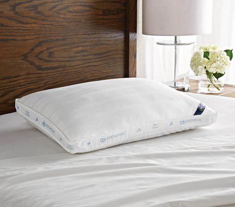 Sertapedic Firm Jumbo Pillow Walmart Ca