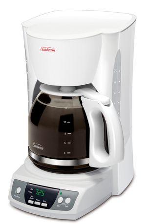 Sunbeam 12 Cup Programmable Coffee Maker 6964 33