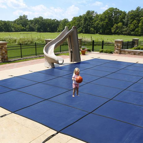Dirt Defender 20 Ft X 40 Ft Rectangular In Ground Pool