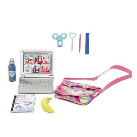 American Girl 3pcs lock for locker kit 18/'/' doll accessories