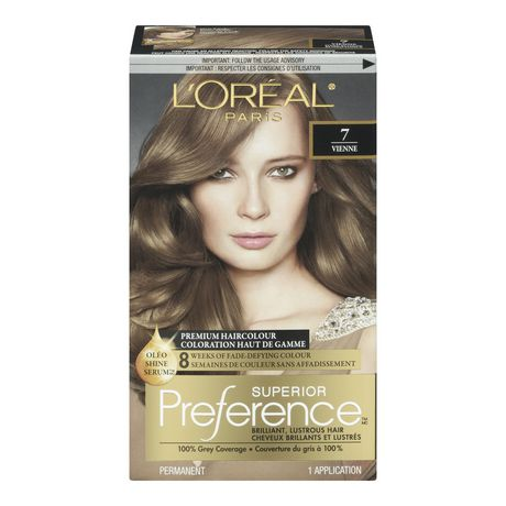 Natural medium golden brown hair