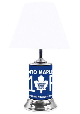 NHL Toronto Maple LeafsR Table Lamp