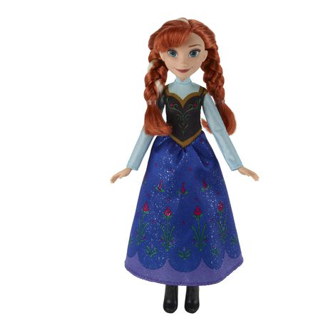 Disney S Frozen Anna Classic Fashion Doll