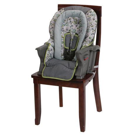 Chaise haute duodinermc de graco caraway for Chaise haute graco