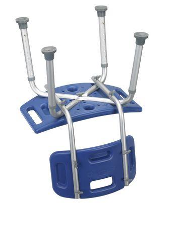 Drive Medical Bathroom Safety Shower Tub Bench Chair