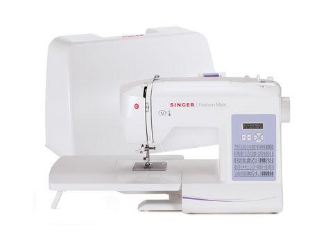 singer 5500 fashion mate 100 stitch sewing machine