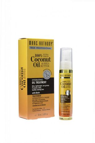 Marc Anthony Hydrating Coconut Oil & Shea Butter Oil ...