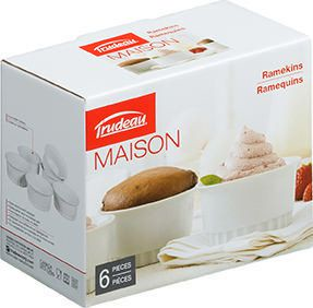 Trudeau maison ramequins en porcelaine walmart canada for Accessoires cuisine trudeau