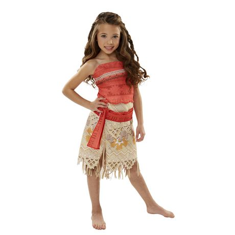 Disney Princess Moana S Adventure Outfit Walmart Ca
