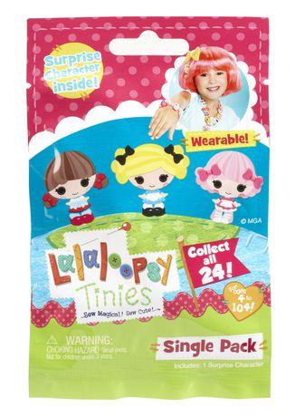 Lalaloopsy Tinies Series 3 Blind Bags Playset Walmart Ca