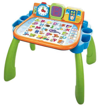 Vtech Touch Amp Learn Activity Desk French Version