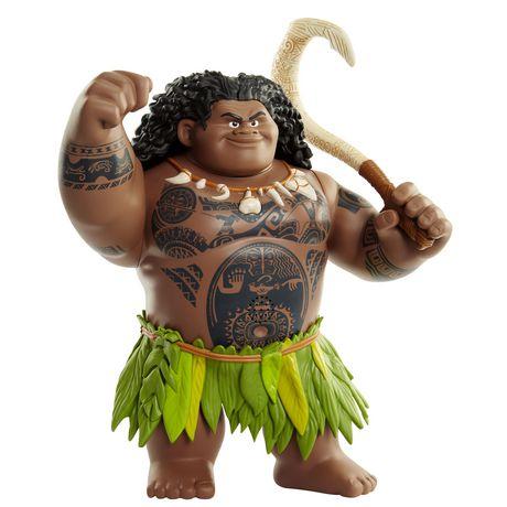 Disney Moana Mega Maui Figure Walmart Ca