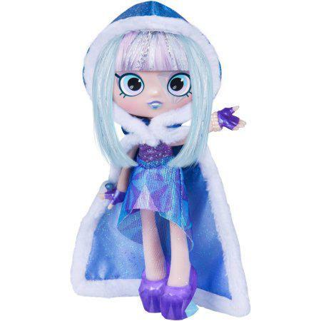 Shopkins Shoppies Gemma Stone Winter Doll Walmart