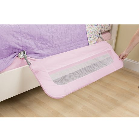 barri re de lit de s curit summer infant rose. Black Bedroom Furniture Sets. Home Design Ideas