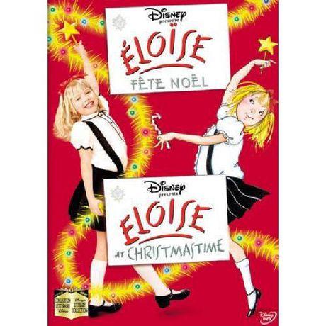 eloise at christmas time dvd menu