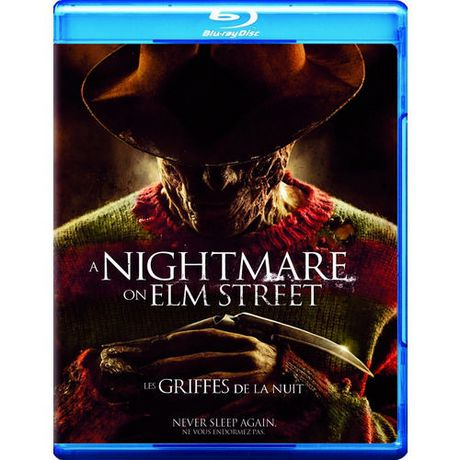 nightmare on elm street blu ray upc