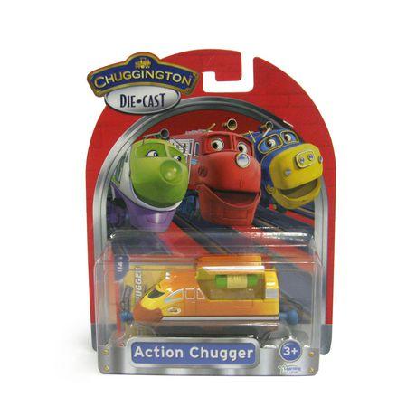 Chuggington - Action Chugger Diecast | Walmart.ca
