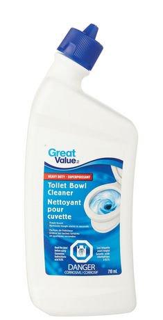 Great Value Heavy Duty Toilet Bowl Cleaner Walmart Canada
