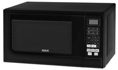 Rca 0 7 Cu Ft Microwave Oven Walmart Canada