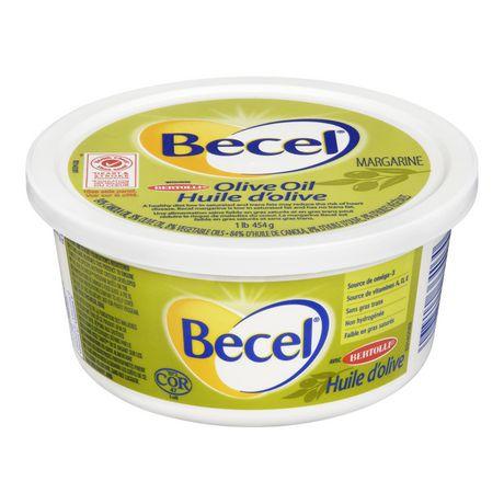 becel butterdose