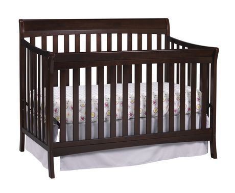 Stork Craft Avalon 4 In 1 Convertible Crib Walmart Ca