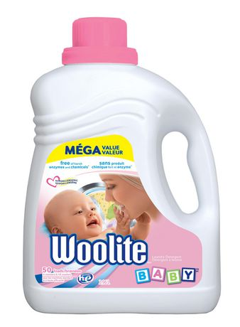 Woolite Baby Hypoallergenic Laundry Detergent Mega Value Size