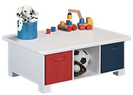 Closetmaid 6 Cube Activity Storage Table Walmart Ca