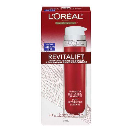 night cream ...L'oreal Paris Revitalift Reviews