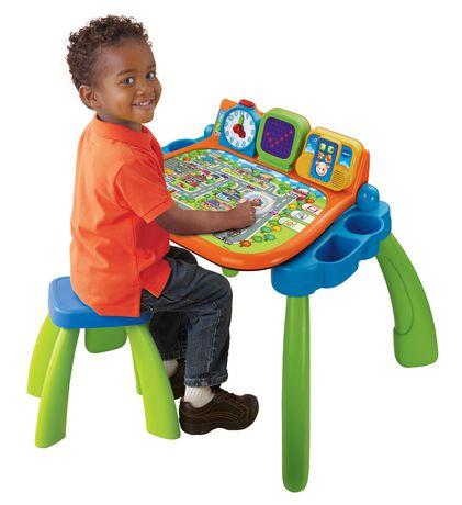 vtech touch learn activity desk english version. Black Bedroom Furniture Sets. Home Design Ideas