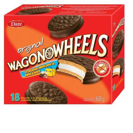 Wagon Wheels Baby Food