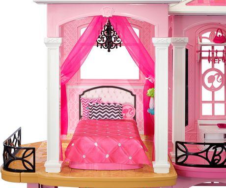 Coffret de jeu mattel maison de r ve de barbie - Barbie et sa maison de reve en francais ...