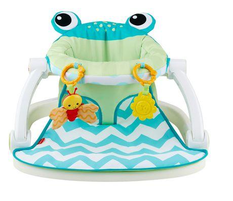 fisher price si ge jeu et confort grenouille agrume. Black Bedroom Furniture Sets. Home Design Ideas