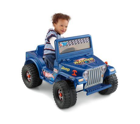 power wheels hot wheels jeep wrangler walmart canada. Black Bedroom Furniture Sets. Home Design Ideas