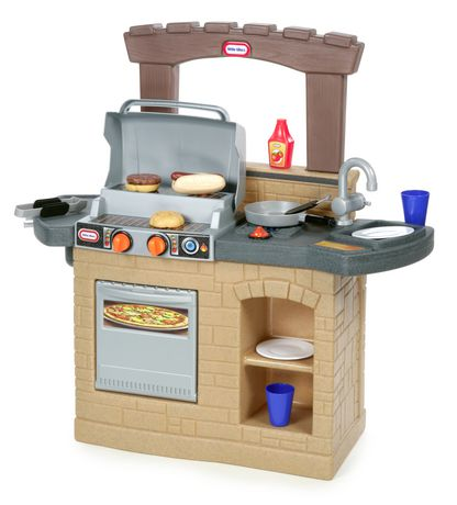 Little Tikes Cook N Play Outdoor Bbq Walmart Ca