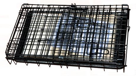 Cool Runners Large Wire Crate Amp Mat Walmart Canada