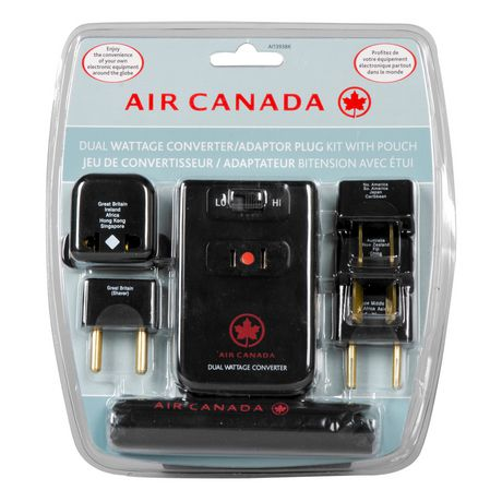 Kit 224 Convertisseur Adaptateur Double Wattage De Air