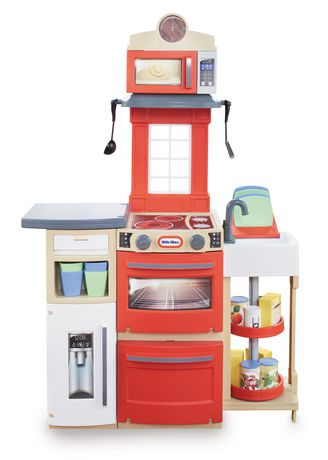 Little Tikes Cook N Store Kitchen Playset