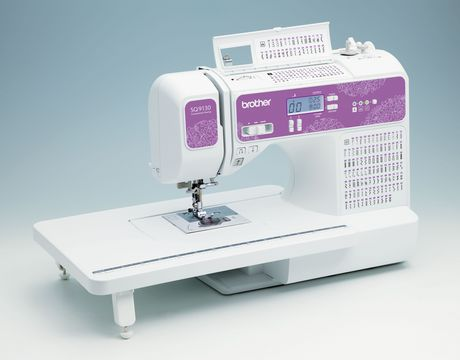 Brother sq9130 computerized sewing machine for Machine a coudre walmart