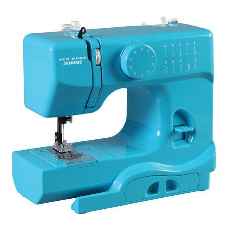 janome small sewing machine