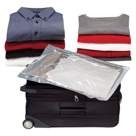 ensemble de sac de compression air canada 4 pi ces. Black Bedroom Furniture Sets. Home Design Ideas