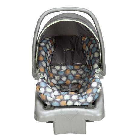 cosco juvenile light n comfy elite infant ikat dots car seat. Black Bedroom Furniture Sets. Home Design Ideas