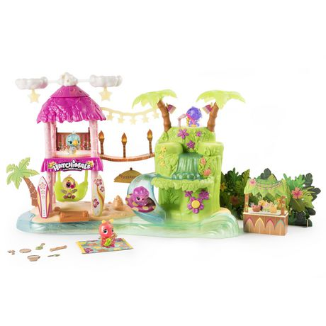 Hatchimals Colleggtibles - Tropical Party Playset With Lights, Sounds And Exclusive Season 4 Hatchimals Colleggtibles,
