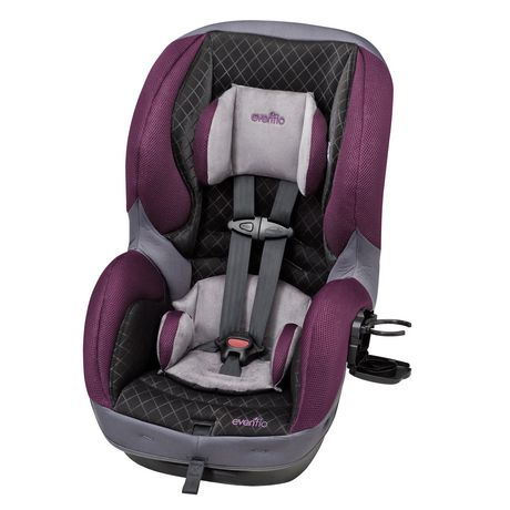 Evenflo Car Seats At Walmart >> Evenflo SureRide DLX Sugar Plum Convertible Car Seat | Walmart Canada
