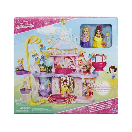 Disney Princess Little Kingdom Musical Moments Castle Aaa