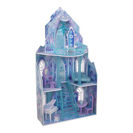 Kidkraft Kidkraft Disney Frozen Ice Castle Dollhouse